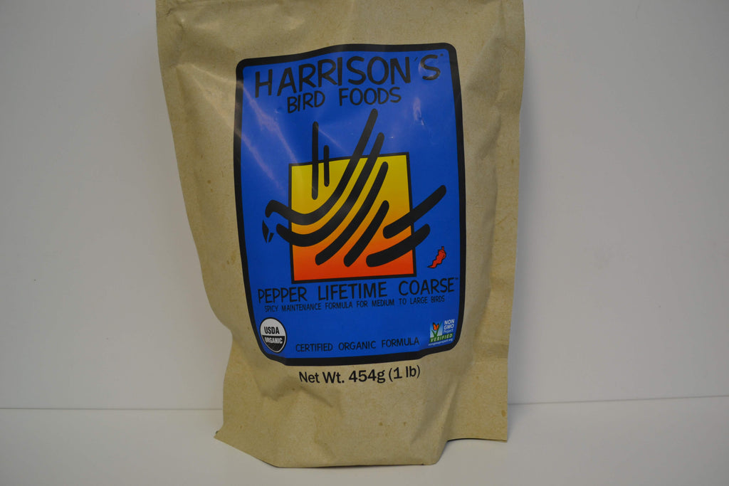 Harrison's Pepper Lifetime Coarse - Feathered Follies