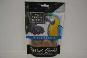 Oven Fresh Mixed Berry Cookies - Feathered Follies