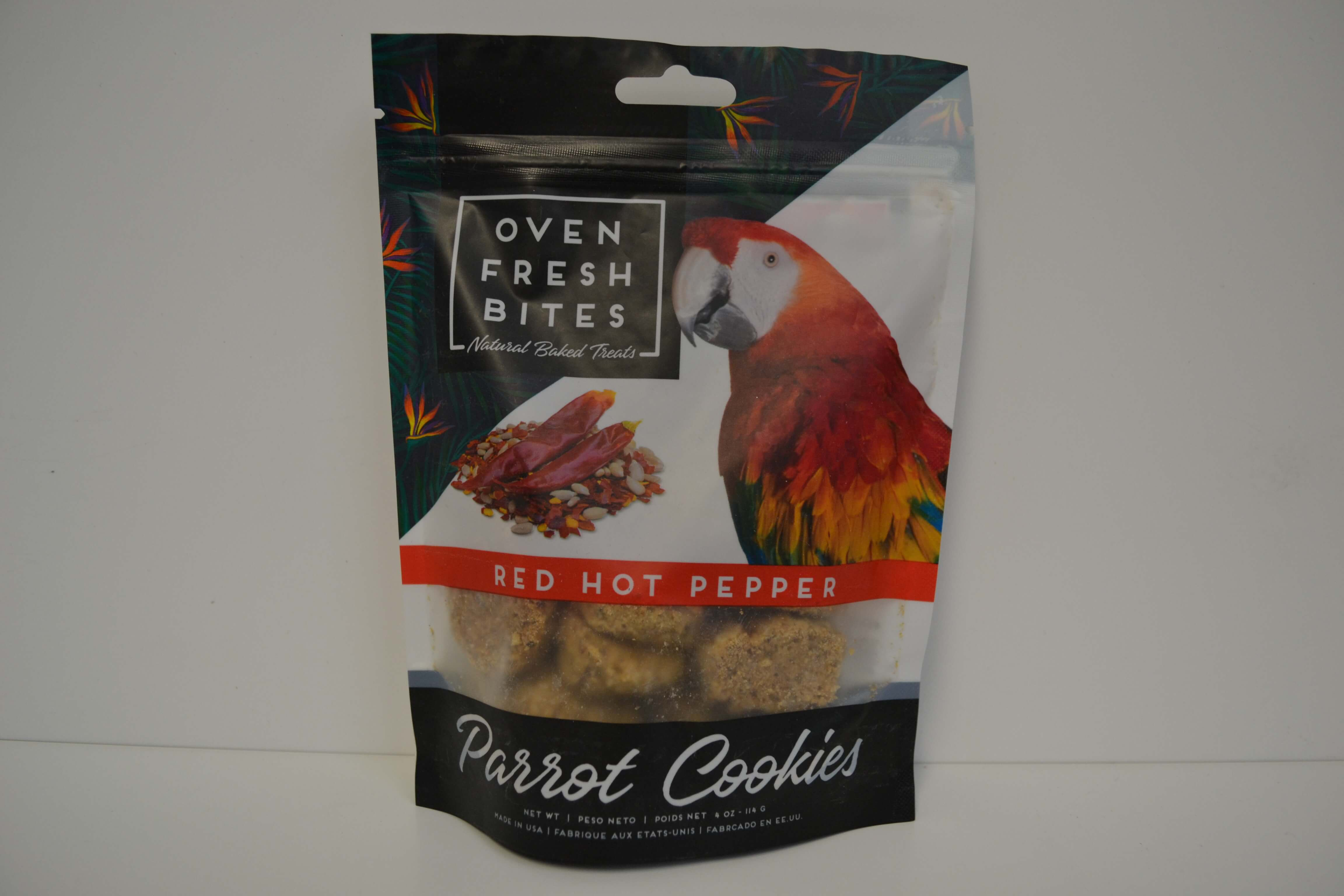 Oven Fresh Red Hot Pepper Cookies - Feathered Follies