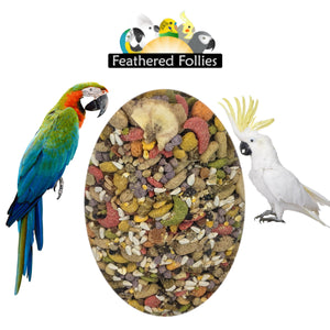 Bulk Feathered Follies Mix Large