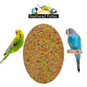 Bulk Feathered Follies Mix Small