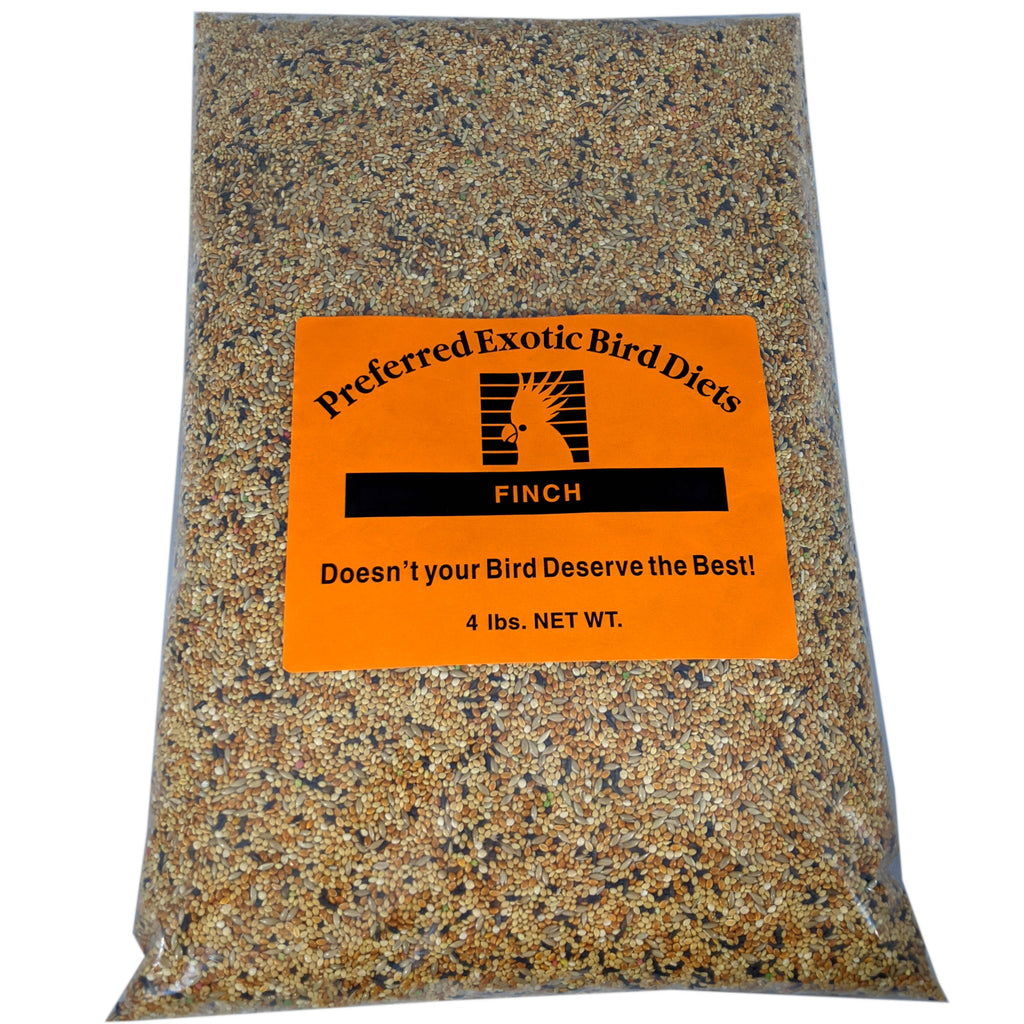 Preferred Exotic Finch Seed 4lb