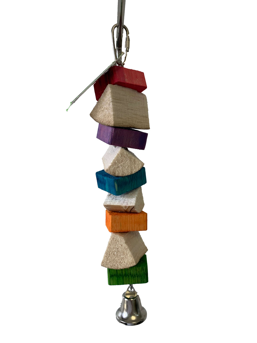 Jungle Toys Yucca Bell 132 - Feathered Follies
