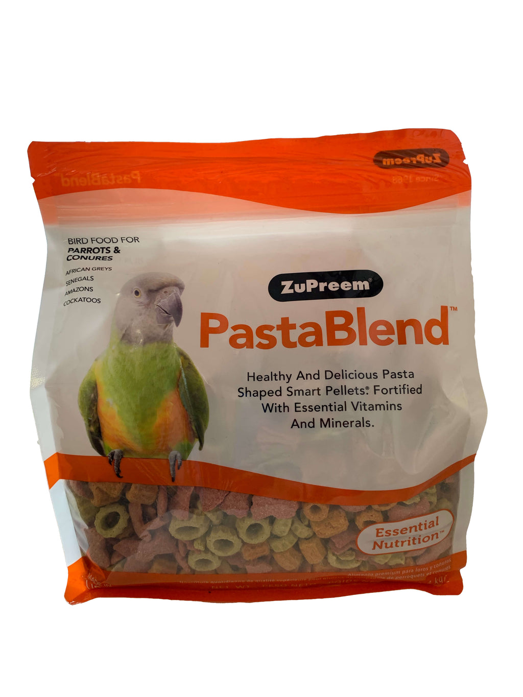 ZuPreem PastaBlend - Feathered Follies