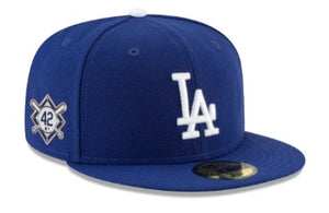 LOS ANGELES DODGERS JACKIE ROBINSON DAY 59FIFTY FITTED