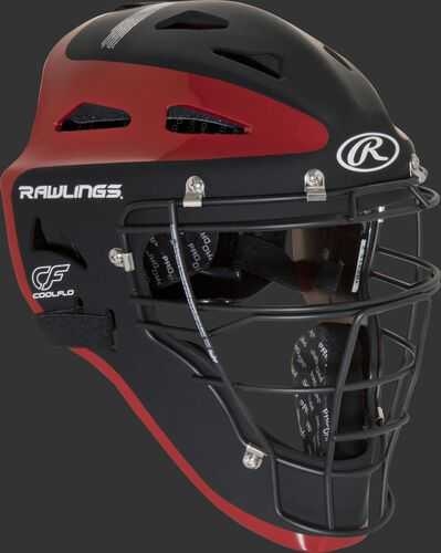 Rawlings Adult Velo Catchers Helmet