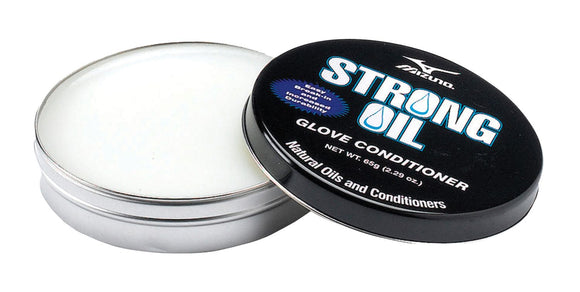 MIZUNO-STRONG OIL/ GLOVE CONDITIONER-65 G