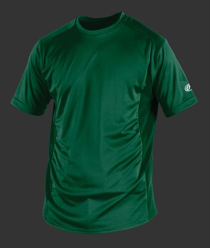 Rawlings Base Layer performance T shirt-artwork included