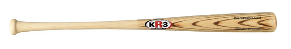 KR3 Northern White Ash -5 C271 Wood Bat