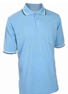 Powder Blue Umpire Shirt