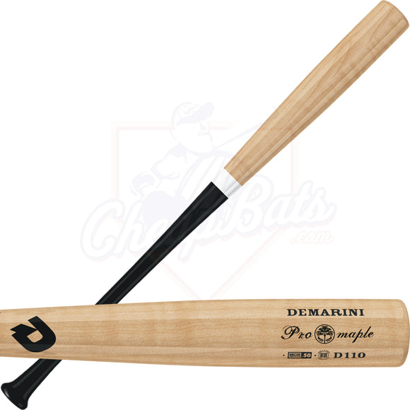 Demarini D110 Pro Maple Wood Composite Bat