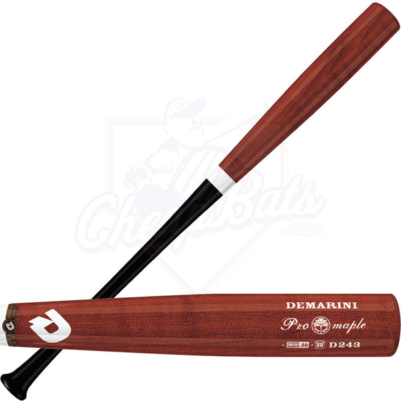DeMarini D243 Pro Maple Wood Composite Bat