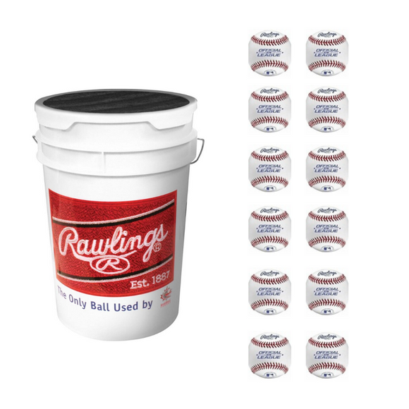 Rawlings Bucket & Balls