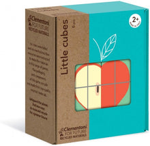 Afbeelding in Gallery-weergave laden, blokkenpuzzel Little Cubes fruit 6-delig