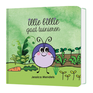 Illie Billie 2 - Illie Billie gaat tuinieren