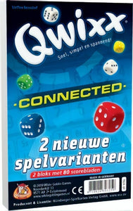 White Goblin Games Uitbreidingsset Qwixx Connected