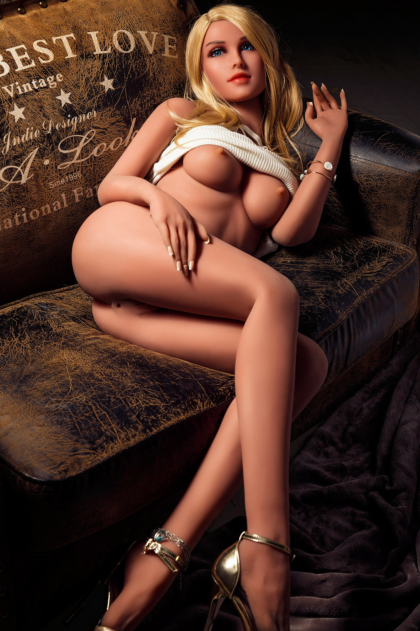 Sex Doll Arizona-5ft2in (158cm) Non-Branded