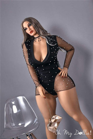 Sex Doll Adrienne- 5ft1in (156 cm)- Real Doll
