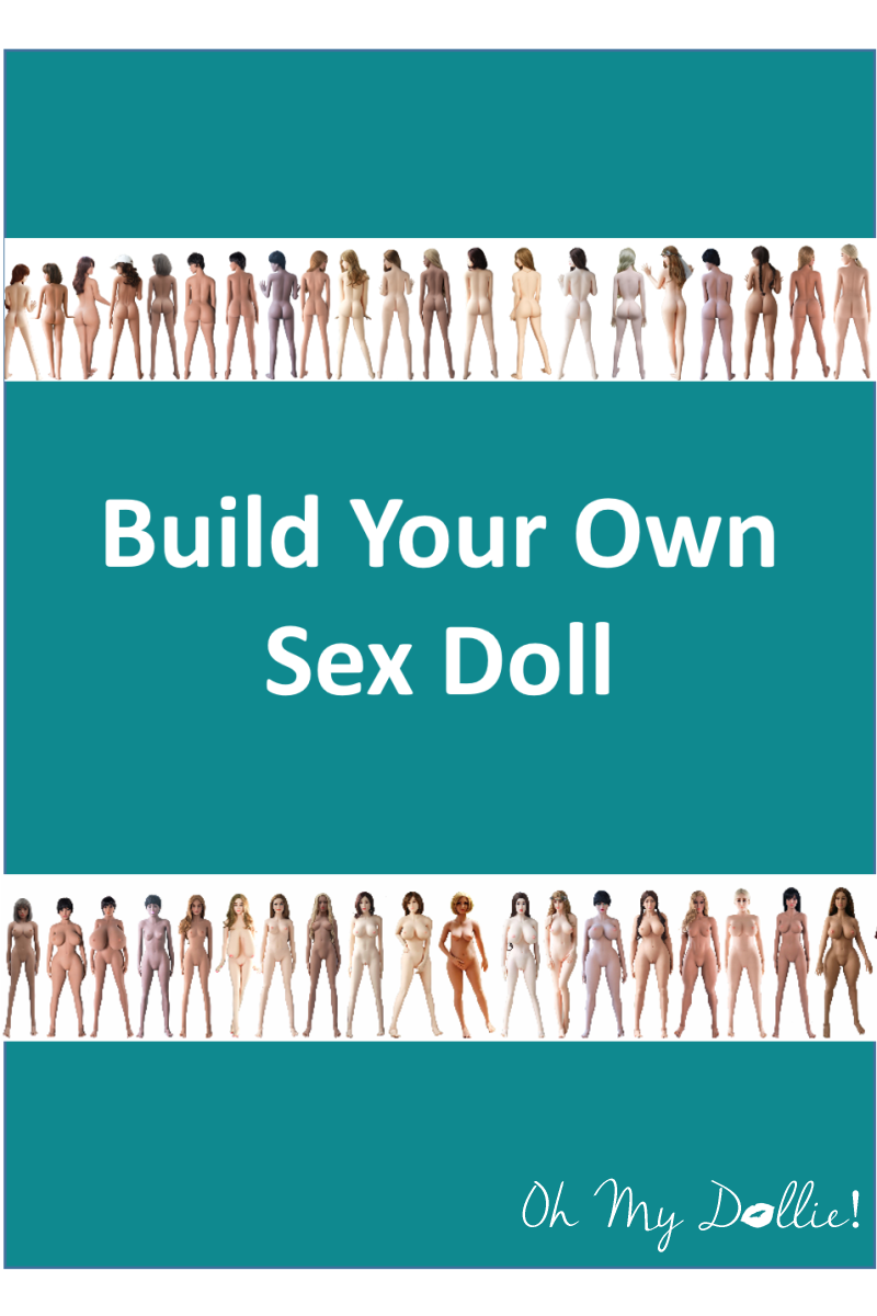 Build Your Own Sex Doll- Extra Head w/ Purchase