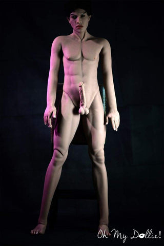 Sex Doll Jeremy-5ft5in (167 cm)- Male Sex Doll