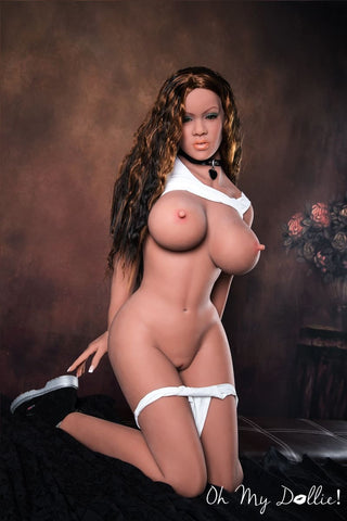 Sex Doll Evie-5ft4in (165cm)- Ebony Sex Doll