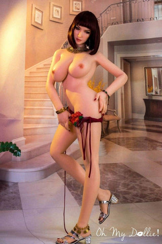 Sex Doll Joanna-5ft1in (155cm)- Silicone Doll