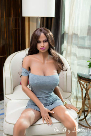Sex Doll Kema- 5ft4in (166cm)- Ebony Sex Doll