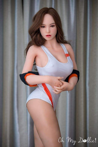 Sex Doll Lyra-5ft3in (162cm)- Silicone Sex Doll