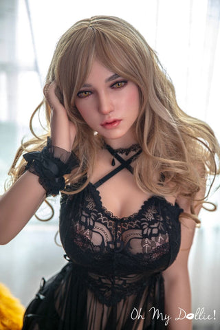 Sex Doll Chrsyte-5ft3in (160 cm)- Silicone Sex Doll