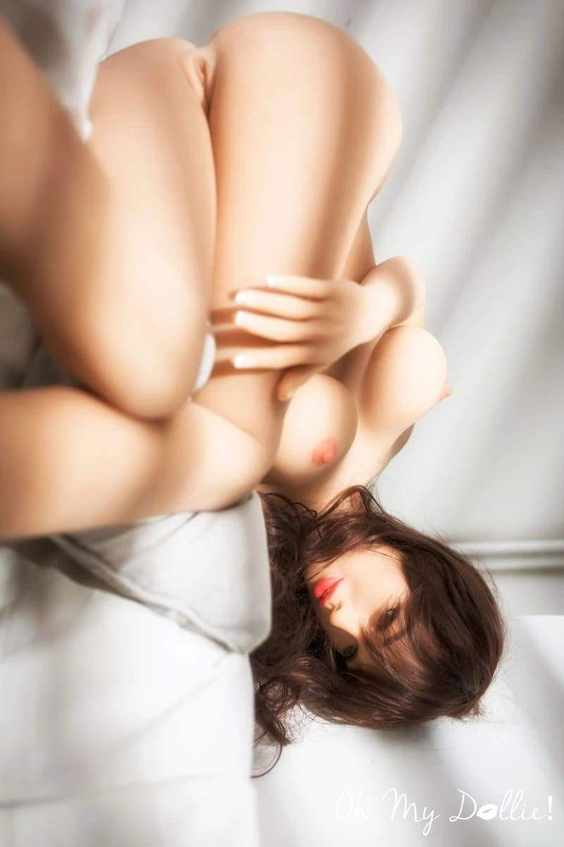 5ft4 Brunette Caucasian Curvy Custom Sex Dolls