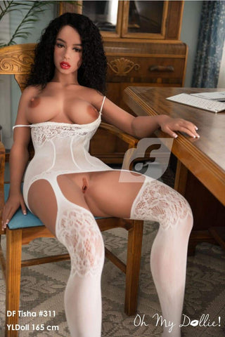 Sex Doll Teanna-5ft4in (165 cm)-Ebony Sex Doll