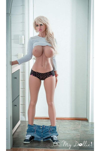 Sex Doll Valerie- 5ft6in (170 cm)- Blonde Sex Doll
