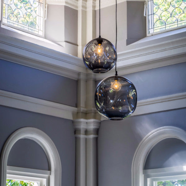 Werribee Mansion : Dinted Orbs