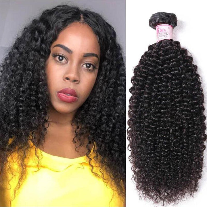 Brazilian Virgin Hair Weave Bundles Kinky Curly Hair