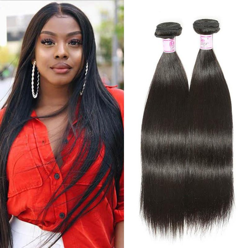 Brazilian Virgin Hair Weave Bundles Straight Hair