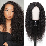 Human Hair Wigs Kinky Curly Full Lace Wigs