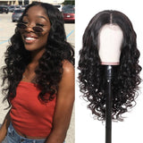 Human Hair Wigs Natural Wave Full Lace Wigs