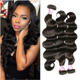 Malaysian Virgin Hair Weave 3 Bundles Body Wave Hair