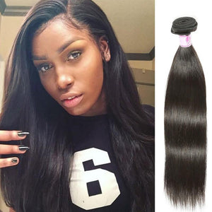 Malaysian Virgin Hair Weave Bundles Straight Hair