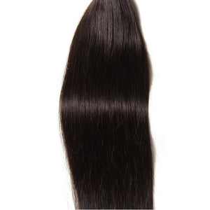 Peruvian Virgin Hair Weave Bundles Straight Hair 100% Human Hair