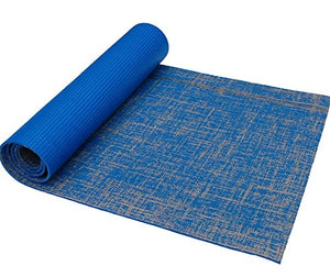 Load image into Gallery viewer, Fitccessory Hemp Yoga Mat - Eco-Friendly- Safe
