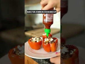 Load and play video in Gallery viewer, Stuffed Peppers