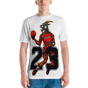 CHICAGO GHOST Basketball T-Shirt Vintage