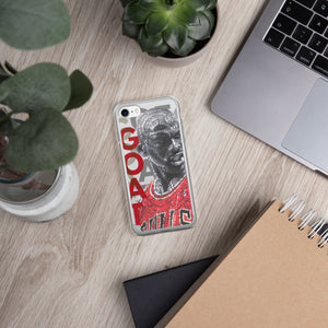 GOAT iPhone Case