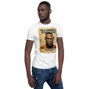 WANTED Basketball T-Shirt NBA