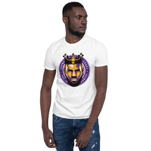 KING JAMES Basketball T-Shirt NBA