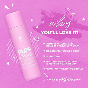 DESIGN.ME Puff.ME • Dry Texturizing Spray