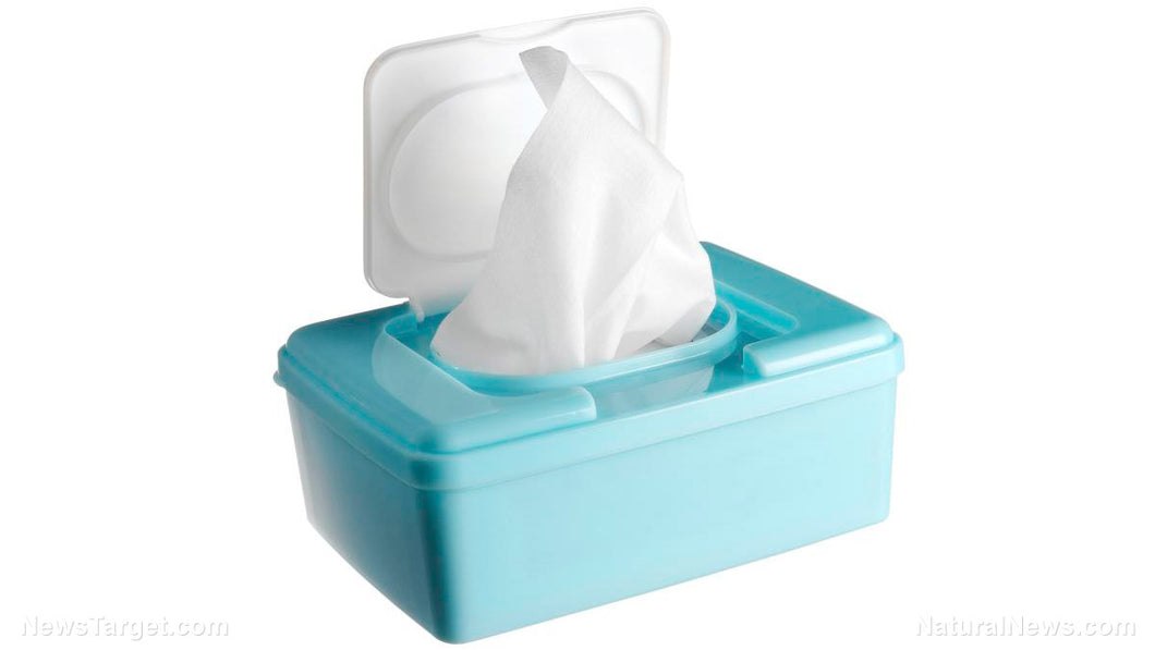 Disinfectant Wipes (Packs of 60 wipes)