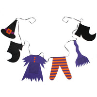 Witch Washing Line Image