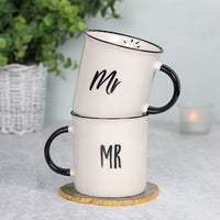 Mr and Mr Mug Set Image